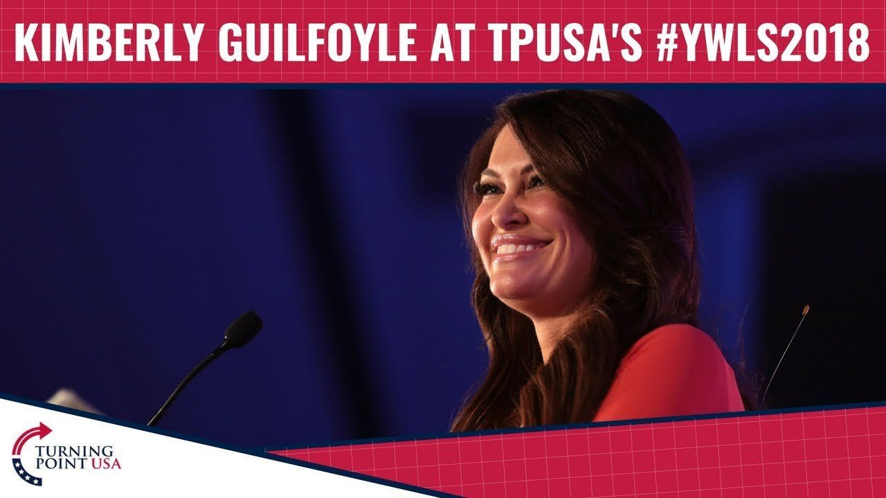 Kimberly Guilfoyle At TPUSA's Young Women's Leadership Summit 2018