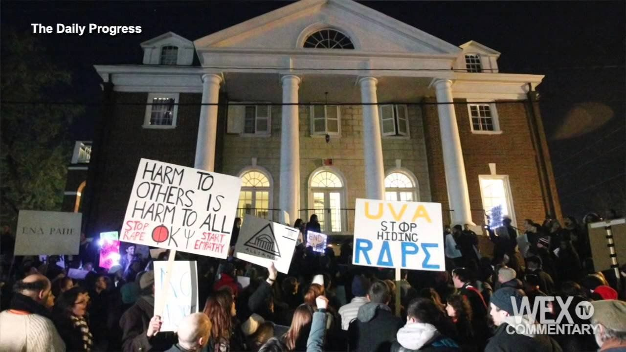 Due process for everyone but those accused of rape