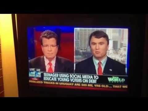 """Turning Point USA on """"Your World with Neil Cavuto"""""""