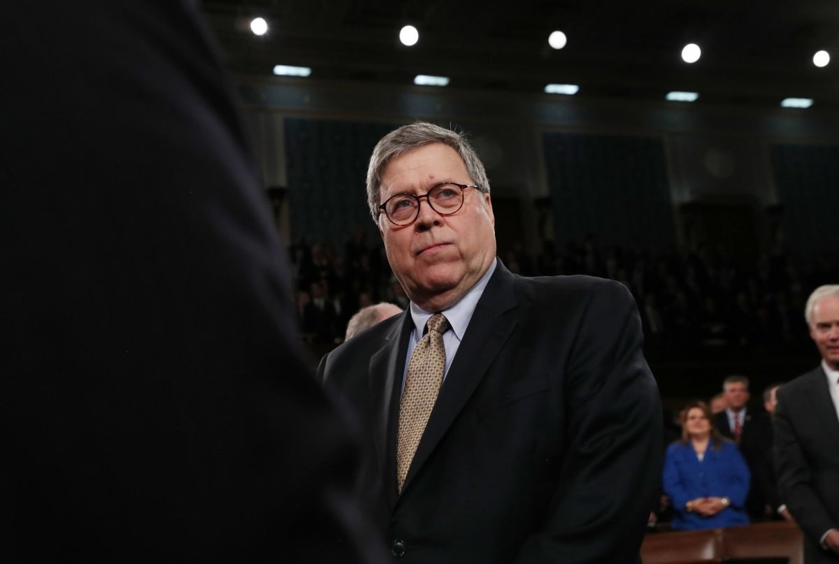 AG Barr: Trump Tweets 'Make It Impossible To Do My Job'