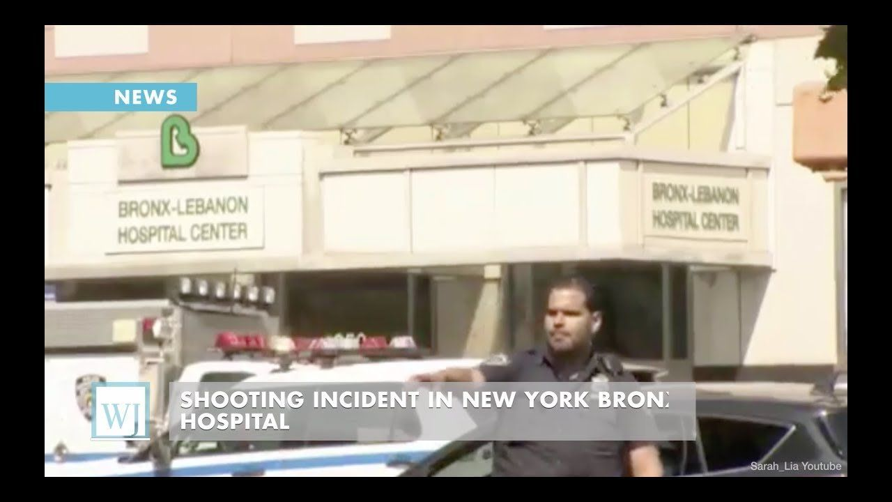 Shooting Incident in New York Bronx Hospital