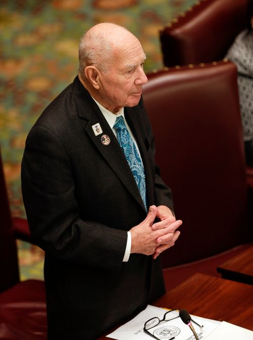 Longtime NY Lawmaker, WWII Veteran Dies at 91