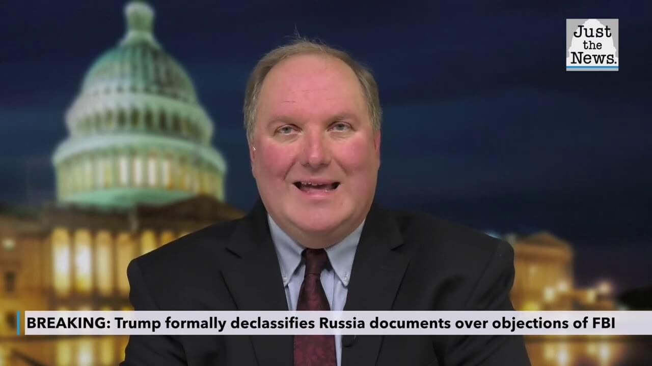 BREAKING: Trump formally declassifies Russia documents over objections of FBI