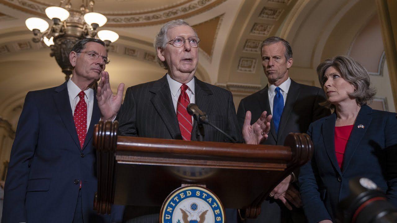 McConnell: Senate will take up gun legislation