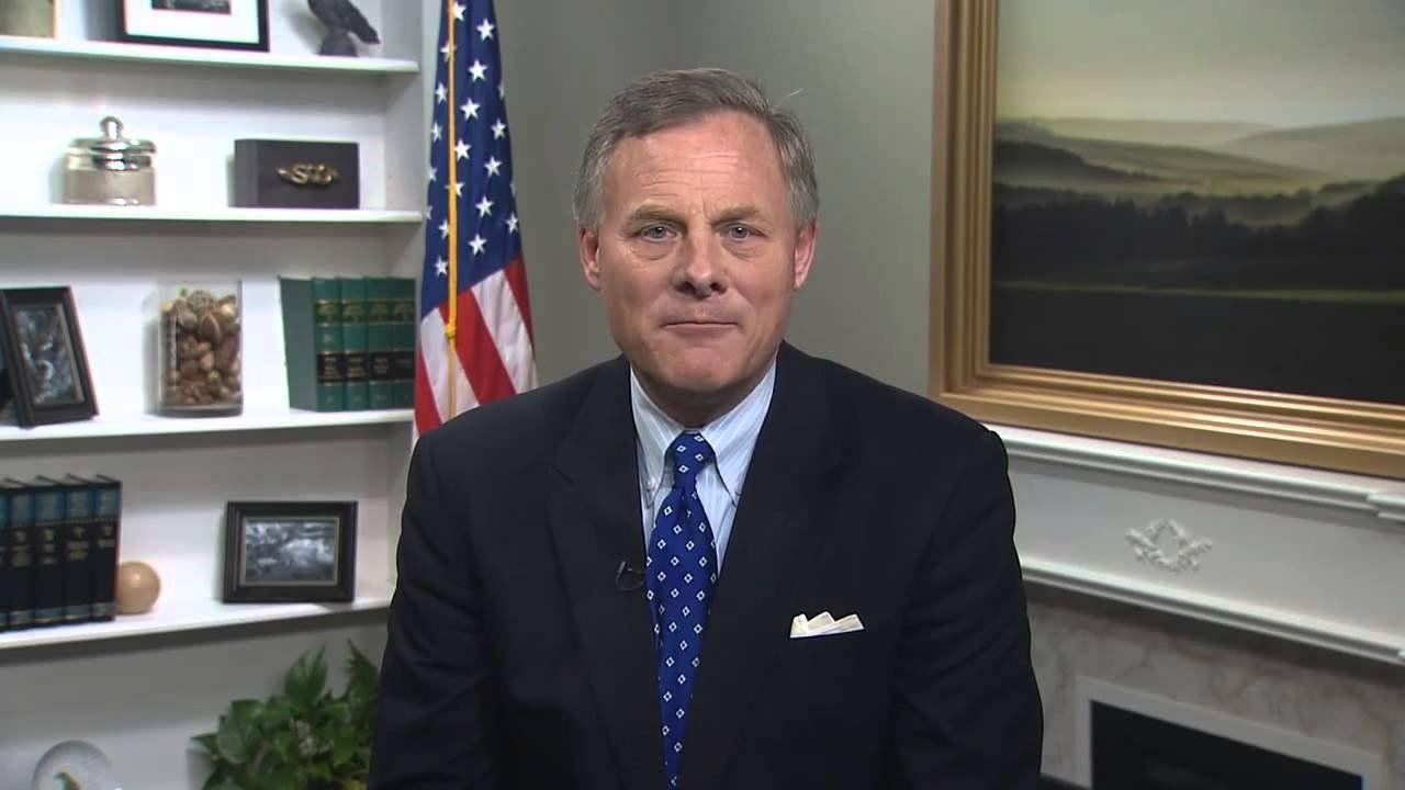 Richard Burr calls for cybersecurity legislation