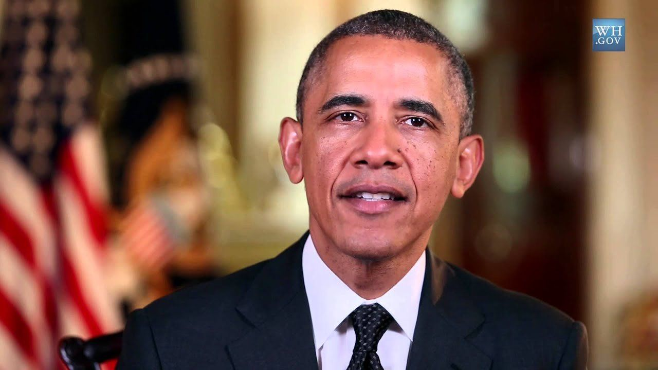 President speaks on working with or without Congress