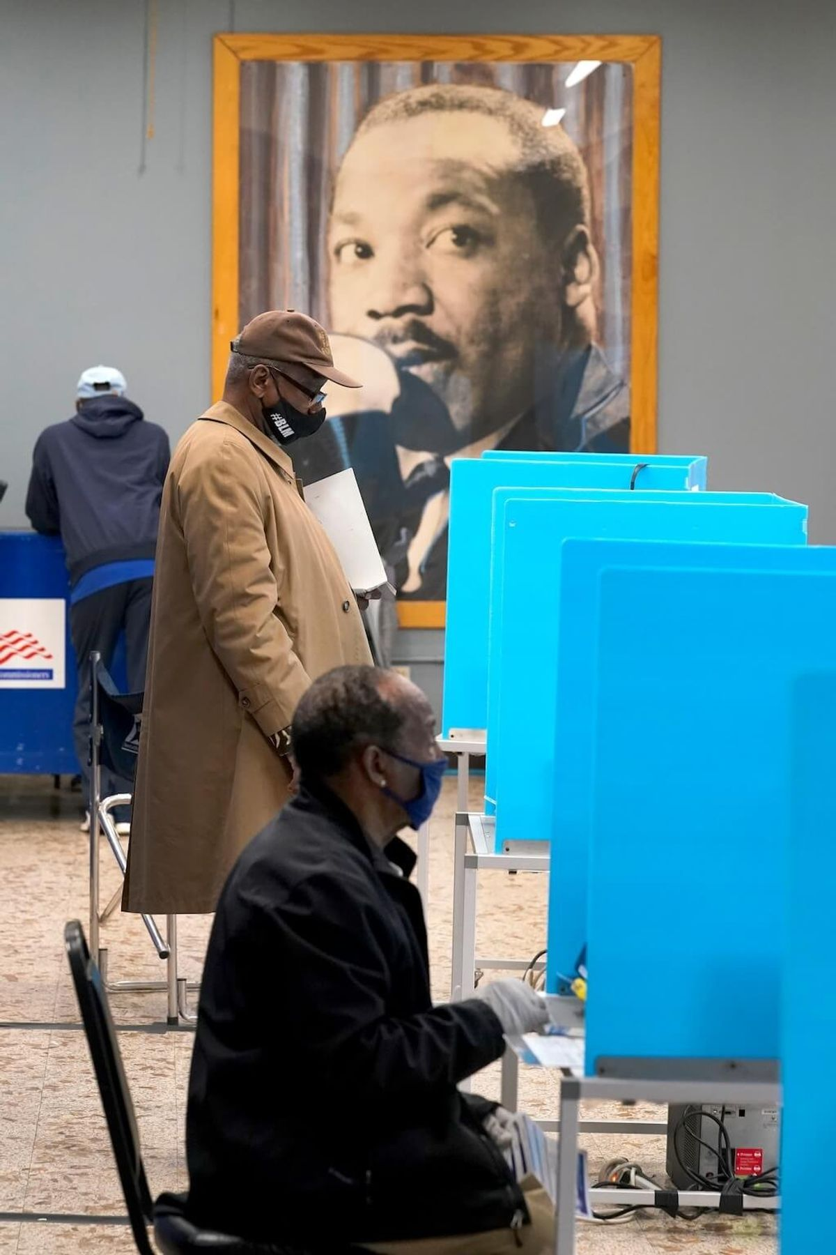Avalanche of Early Votes Transforming 2020 Election