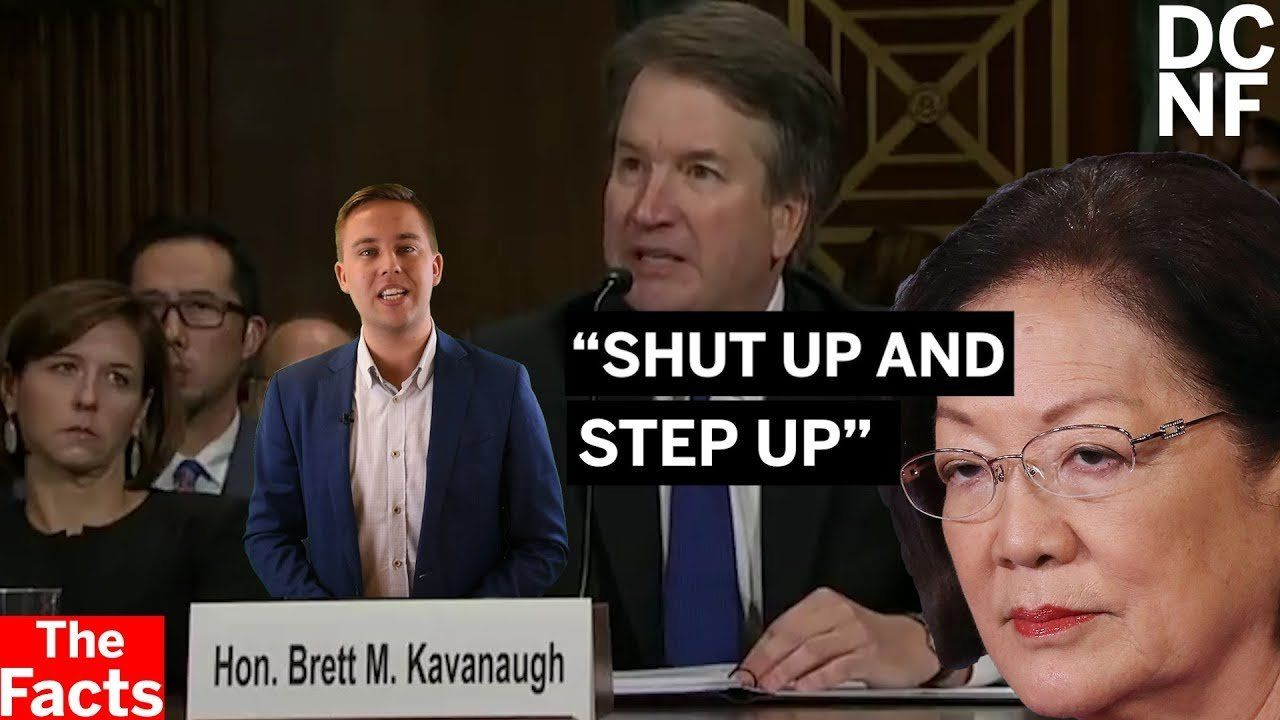 Democrats Move The Goalpost To Keep Kavanaugh Off The Supreme Court