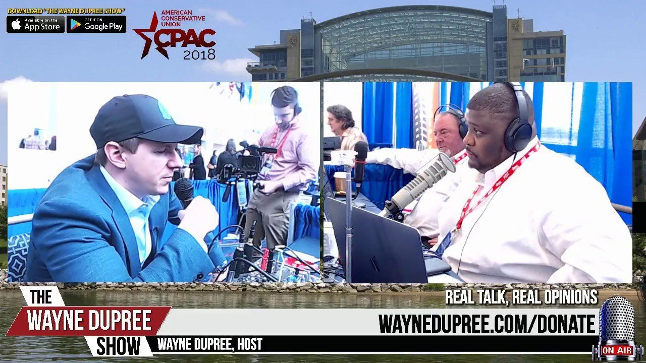 🔴CPAC 2018 – Day 3 LIVE From Washington DC – Sponsored By The Political Insider