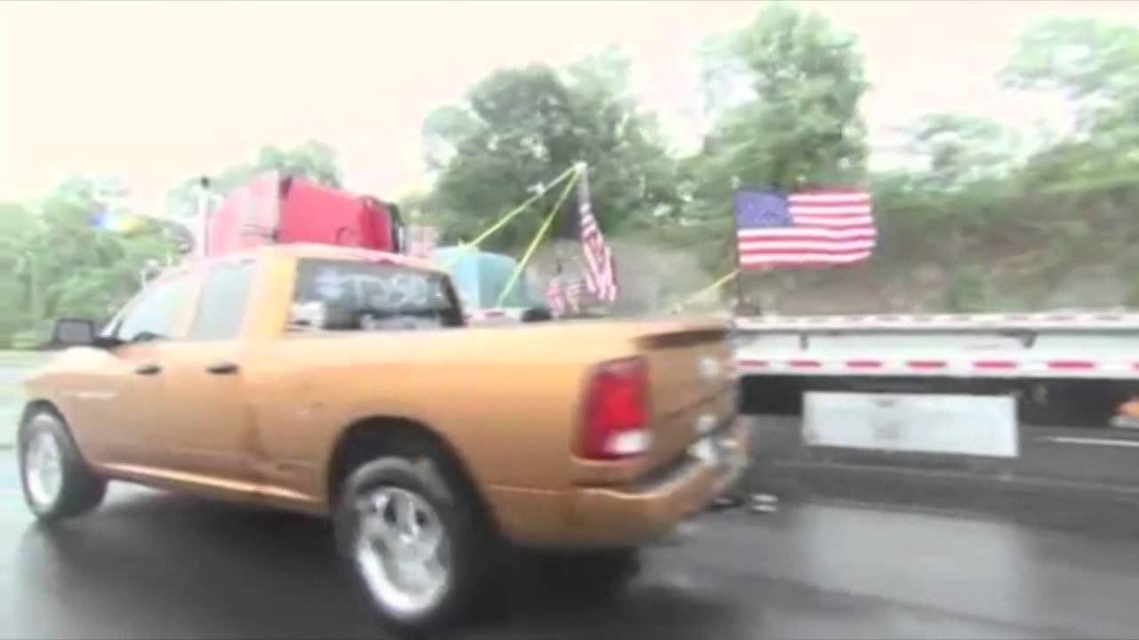 Obama announces new fuel economy standards for trucks