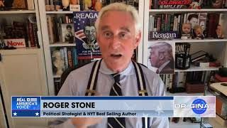 Roger Stone - why is the IRS looking at me and not Hunter Biden? Two standards of justice.