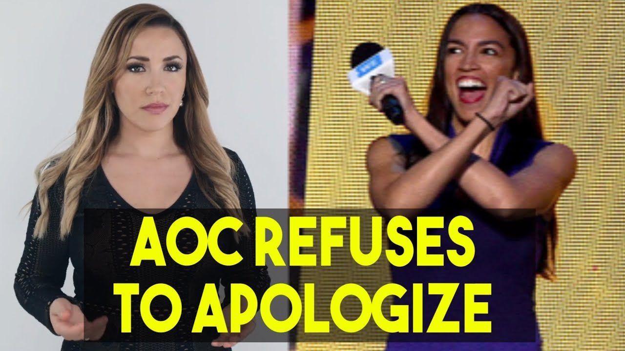 AOC Still Won't Apologize For Concentration Camp Comparison