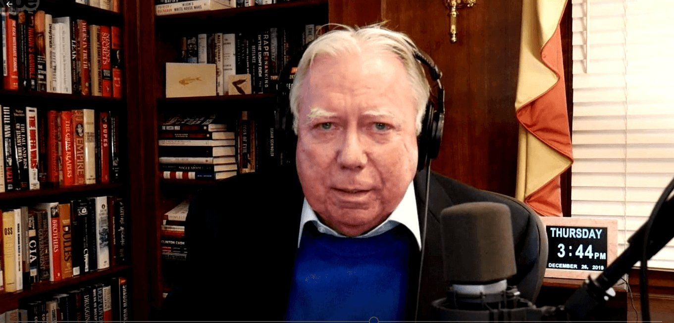 America's Voice LIVE interviews with Jerome Corsi