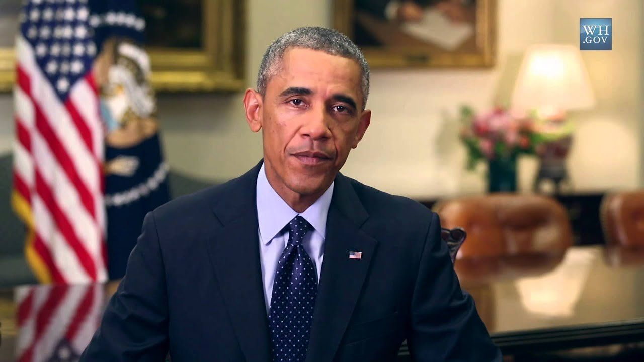 Obama discusses American leadership in the world