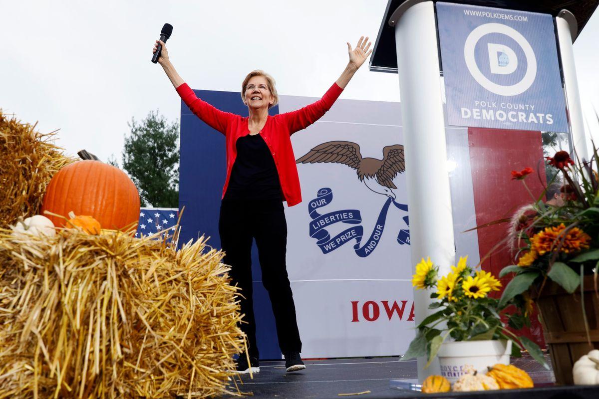 Steak, Beer and Politics: 2020 Democrats Look to Impress Iowans at Fundraiser