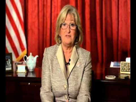 Rep. Diane Black of Tennessee gives Republican weekly address