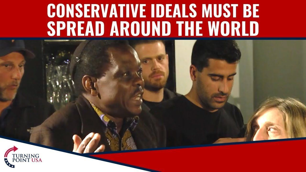 Conservative Values Must Be Spread Around The World