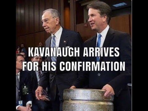 Kavanaugh Confirmation: THE AFTERMATH! [Raver Protestors, Dr. Ford Dumped, Funny Memes, Trump Rally]