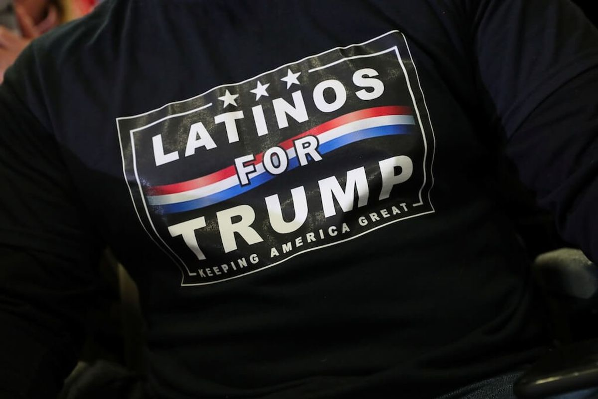For Some Latino Voters, Trump's Appeal Helped Keep Election Close