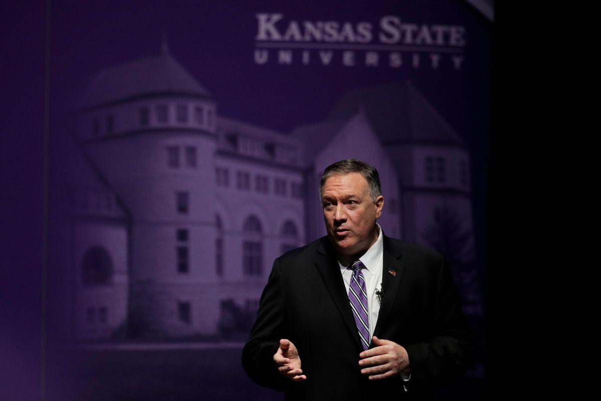 Kansas' Pompeo Could Swing Senate Race, but Will He Run?