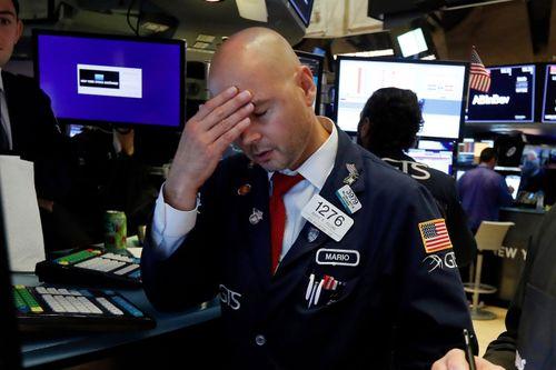 US Stock Futures Fall as New Tariffs Darken Global Outlook