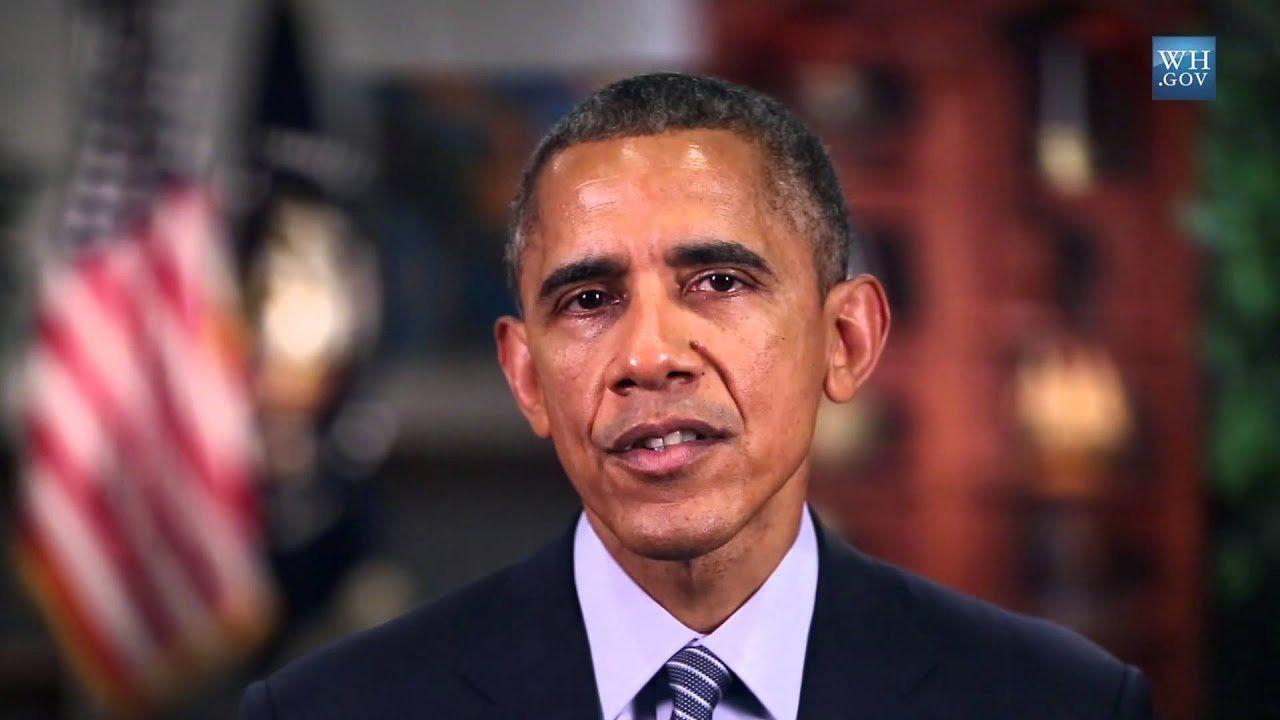 Obama: Everyone who works hard should get ahead