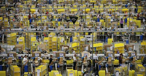 Small business advocacy group launches campaign to oppose Amazon's support of $15 minimum wage