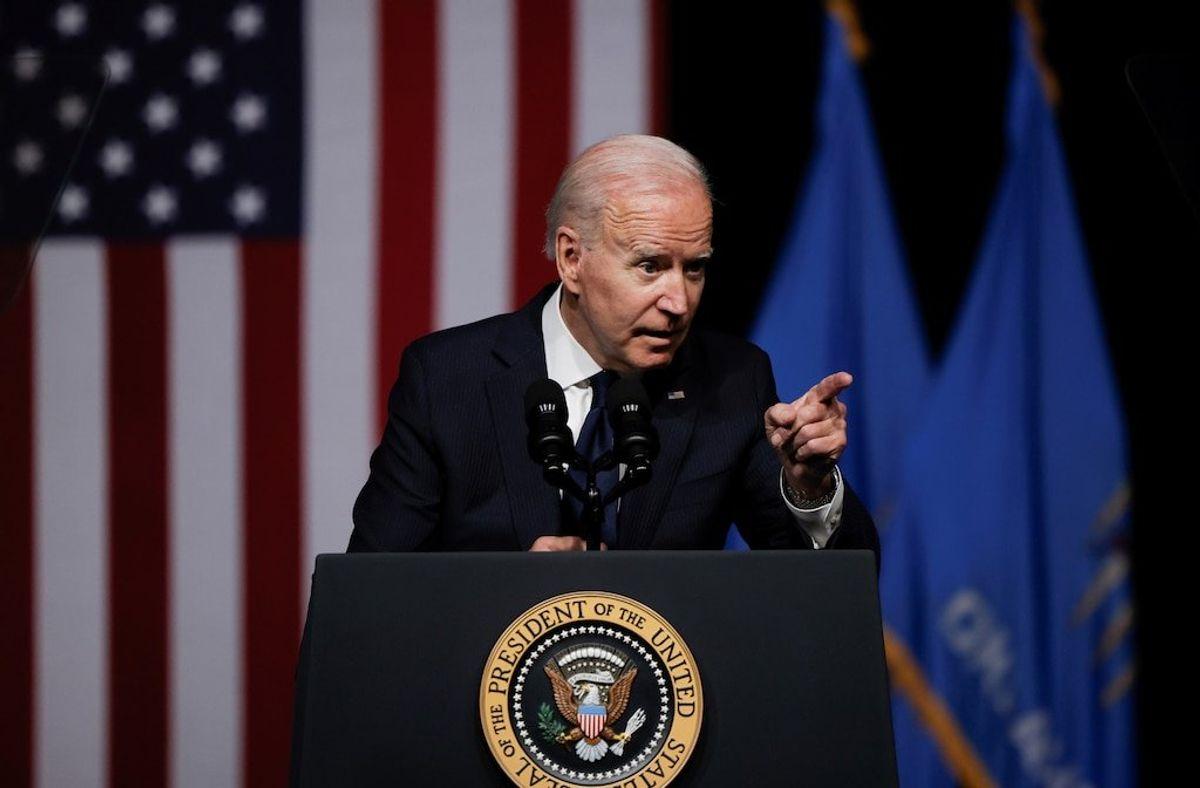 At Tulsa Centennial, Biden Unveils Steps to Narrow Racial Wealth Gap