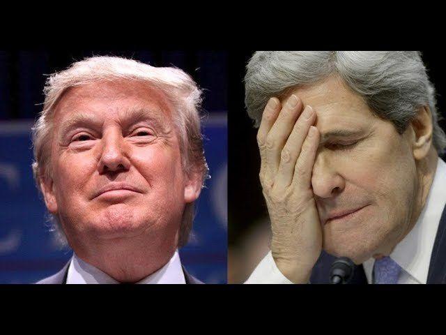 Did #MarcoRubio Just Activate #JeffSessions? | Iran Deal: #Trump Vs. #Kerry Vs #Pompeo|  | #LoganAct
