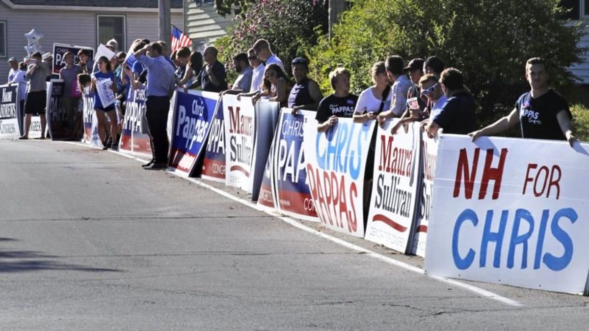 Republican Hold on Senate May Be Slipping as Democrats' Surge
