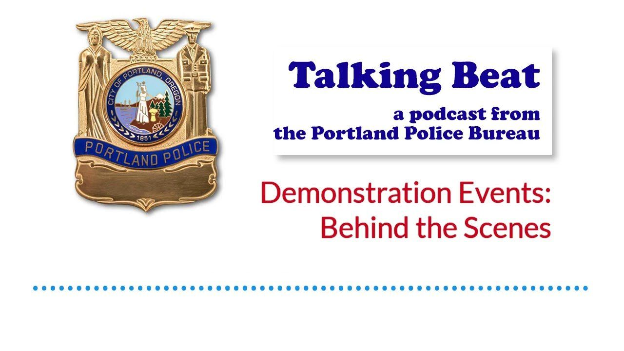 Demonstration Events:  Behind the Scenes – Talking Beat