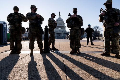 US Capitol Police Warn of Thursday Threat