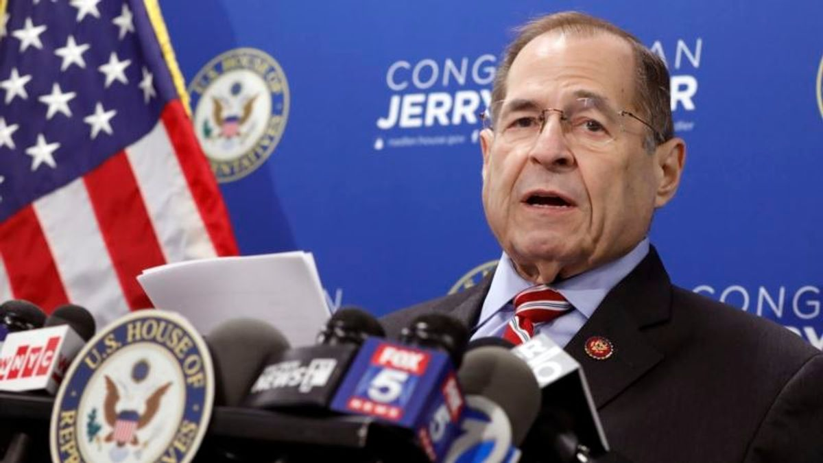 Democrats Heighten Calls for Trump's Impeachment