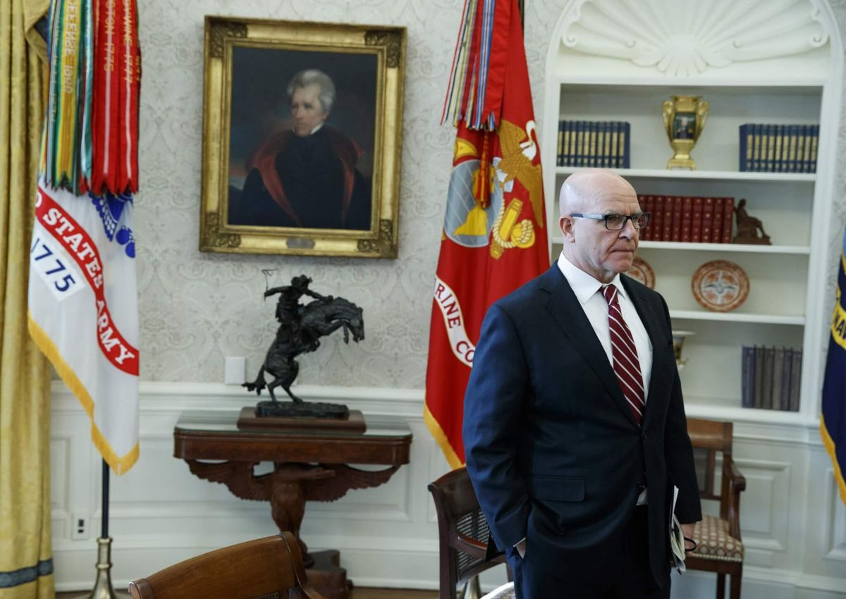 H.R. McMaster Book 'Battlegrounds' Coming Out in April