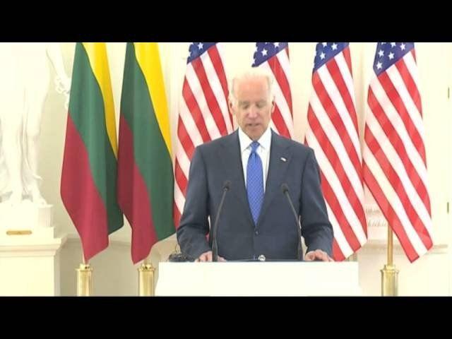 Joe Biden to Russia: US will defend allies