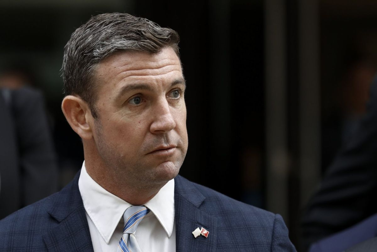 California Congressman's Vacated Seat Unleashes GOP Slugfest