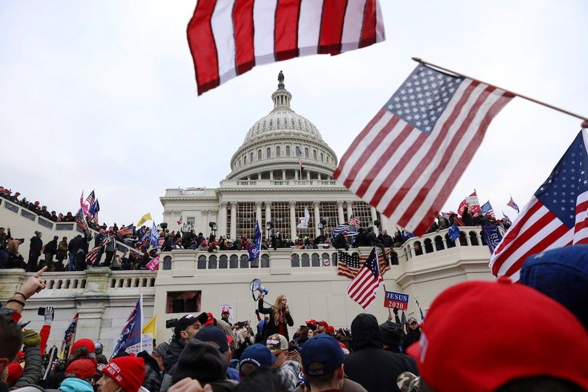 Independent Commission to Examine Capitol Riot, Pelosi Says