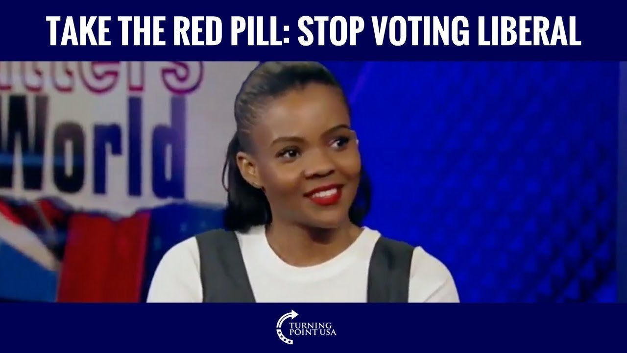 Take The Red Pill: Stop Voting For Liberals