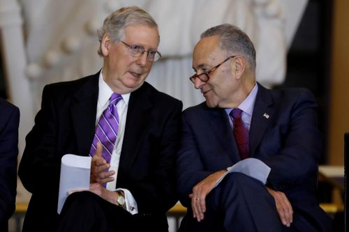 Schumer Proposes Senate Subpoena 4 White House Officials for Impeachment Trial