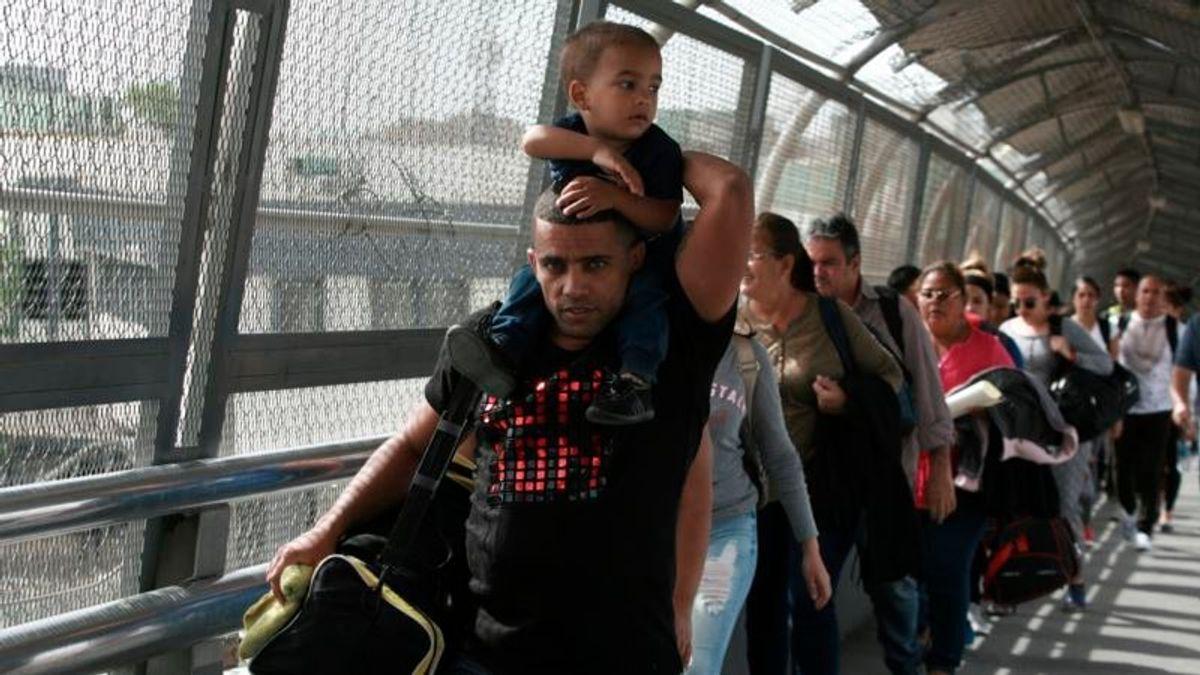 More Asylum-Seekers Sue Trump Administration