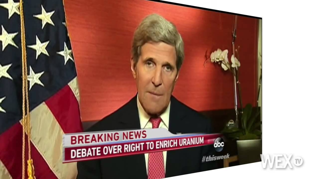 Iran nuclear enrichment: Before and after