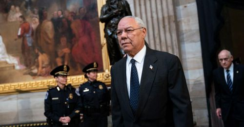 Colin Powell, first black secretary of state, dead at 84 of COVID-19 complications