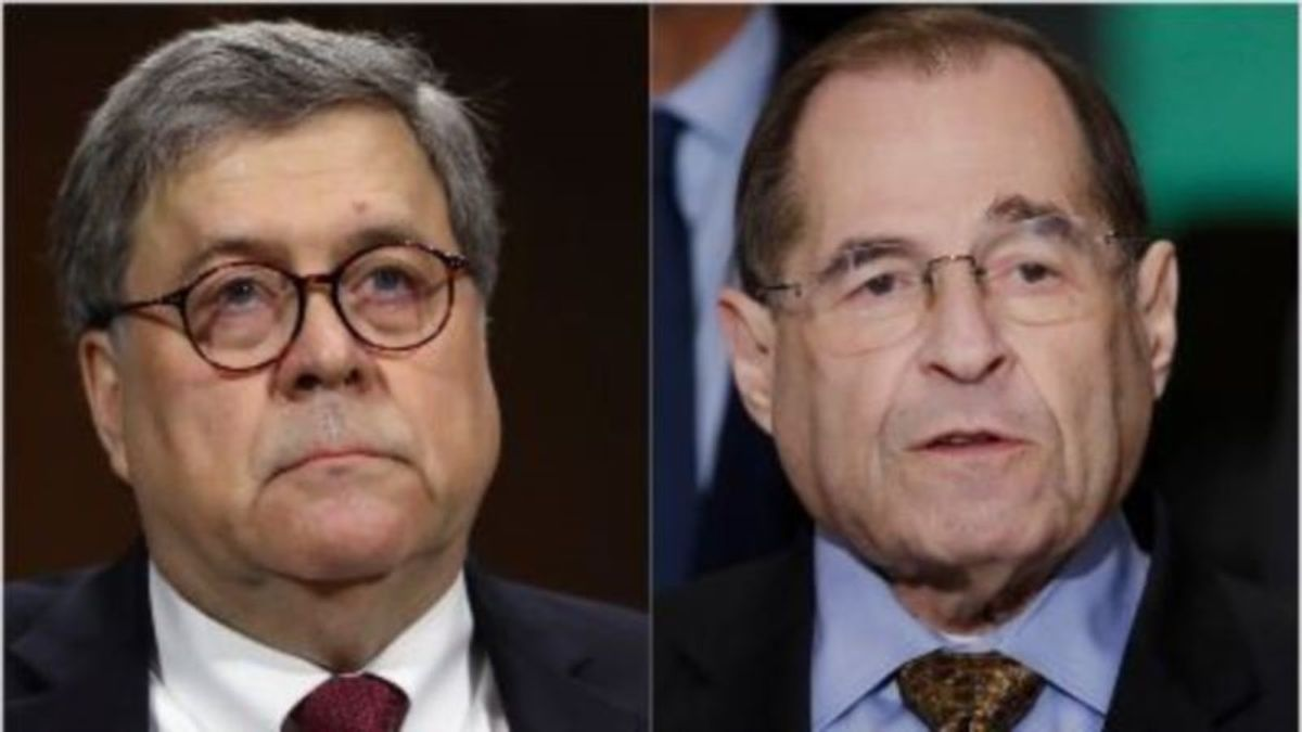 Attorney General Barr Will Not Testify Before House on Thursday