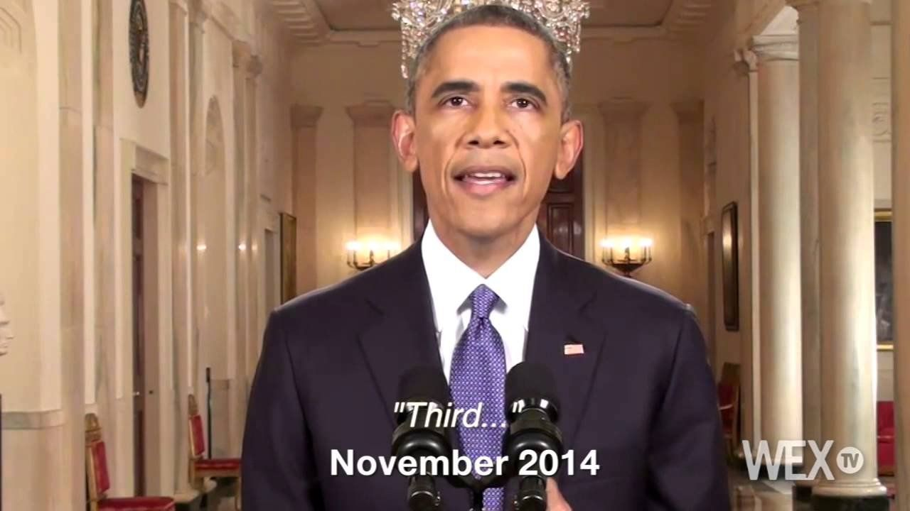 Obama v. Obama: Immigration Executive Action