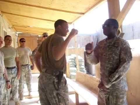 Iraq Files – Dunson Vision – Ep. 4 Promotion To Sergeant E5 in Iraq