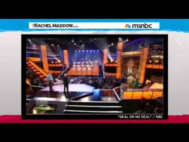 Rachel Maddow praises George W. Bush