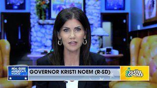 Gov. Kristi Noem outlines her strategy to defend South Dakota from the Biden Admin's mandates