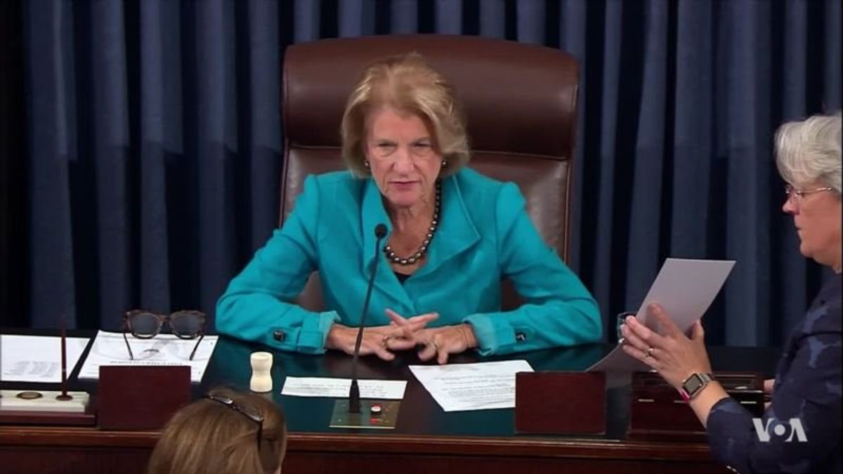 Senate Close to Confirming Supreme Court Nominee Kavanaugh