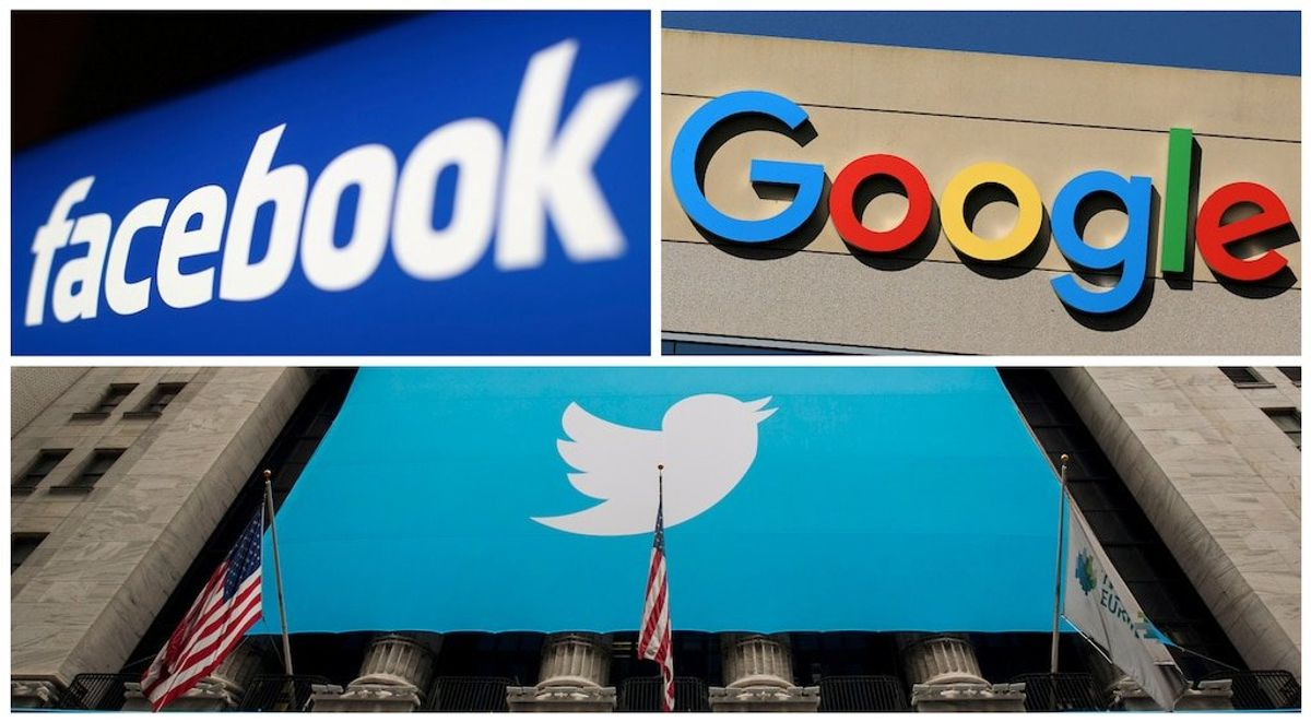 Trump Sues Twitter, Facebook and Google, Claiming Censorship