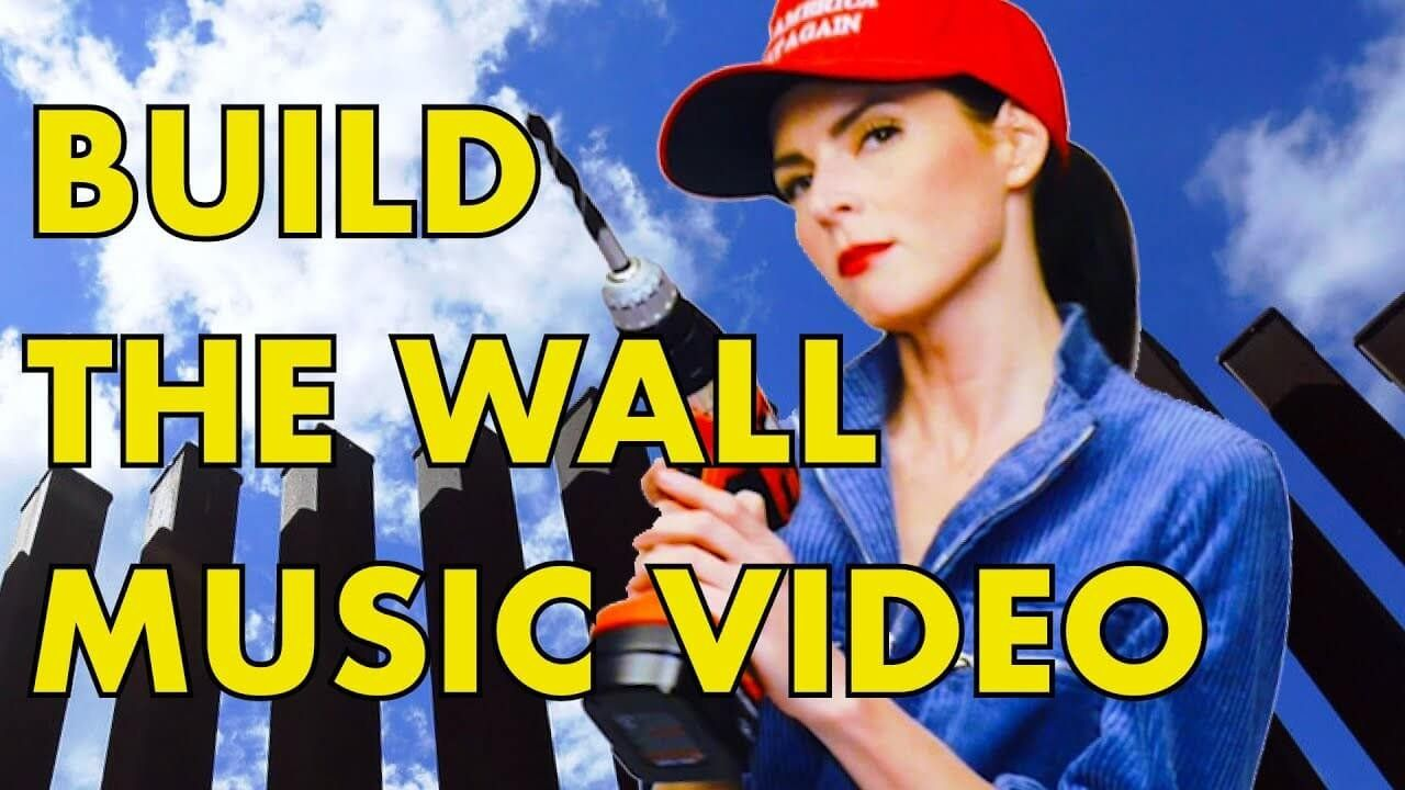 Donald Trump: Build The Wall Music Video